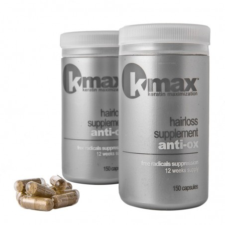 Kmax hairloss supplement ANTI-OX